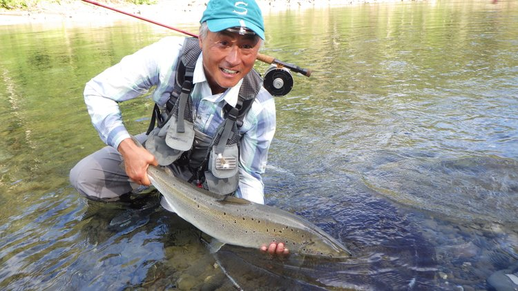 Camp Bonaventure Fishing & River Report 7th to 13th