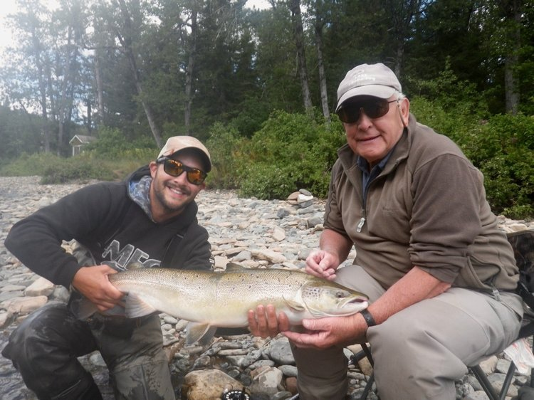 Salmon Lodge Fishing & River Report 7th to 13th