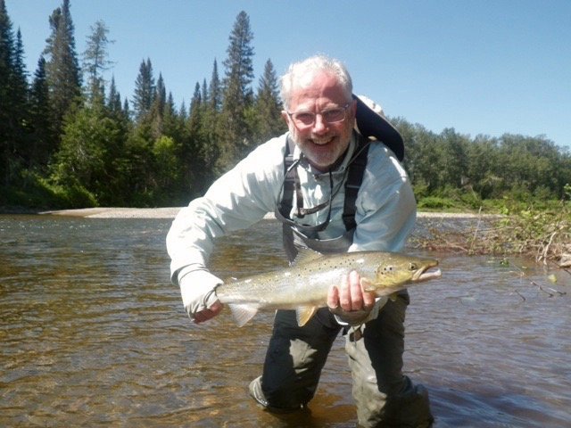 Salmon Lodge Fishing & River Report Aug 14th to 20th