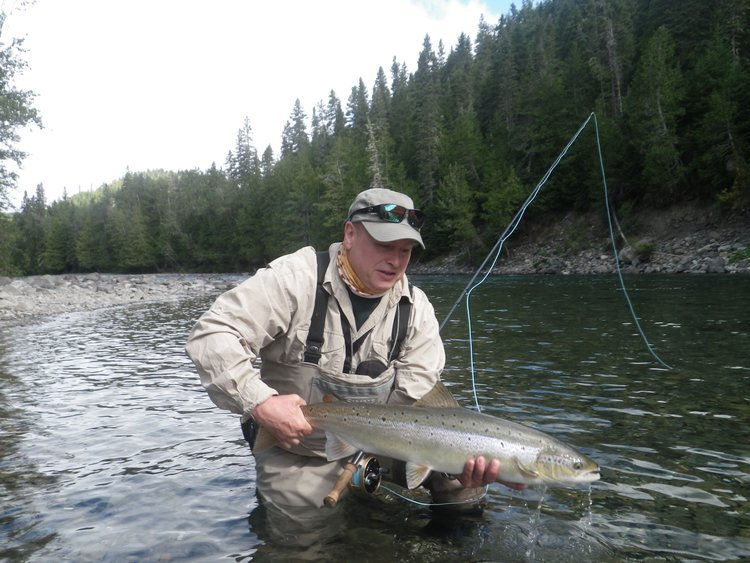 Camp Bonaventure Fishing & River Report Aug 14th to 20th