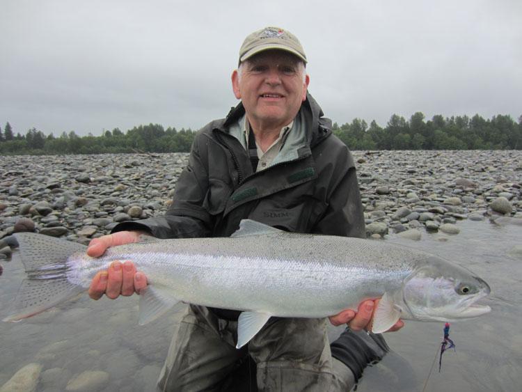 Fishing Report Kalum River Lodge