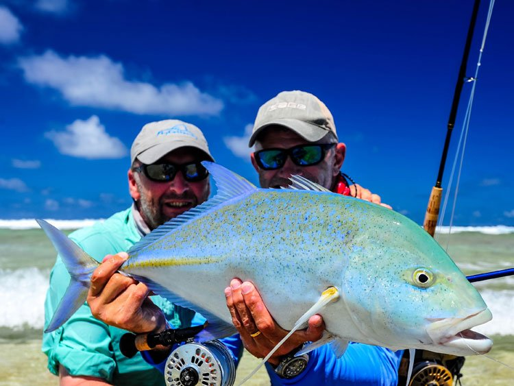 Week 2 Fishing Report 2017 St Brandon's
