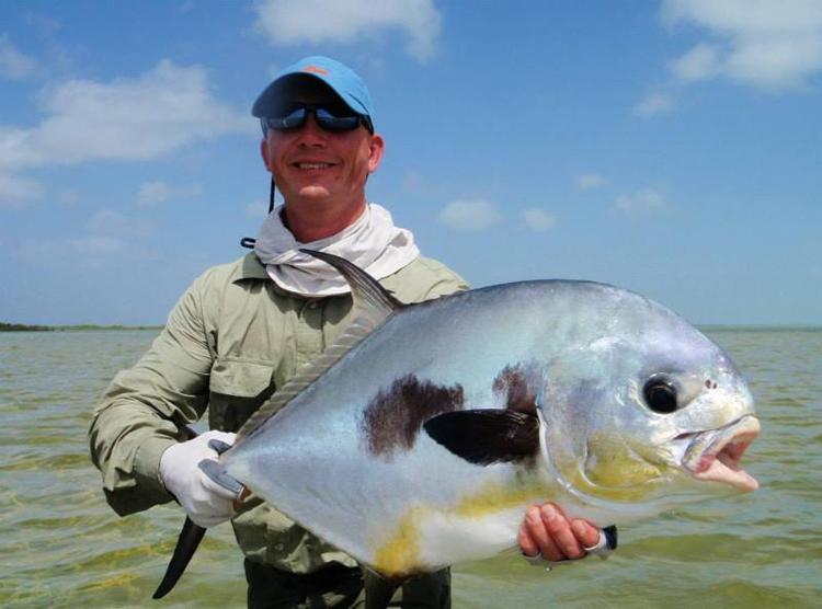 Cuba Cayo Cruz Fly Fishing