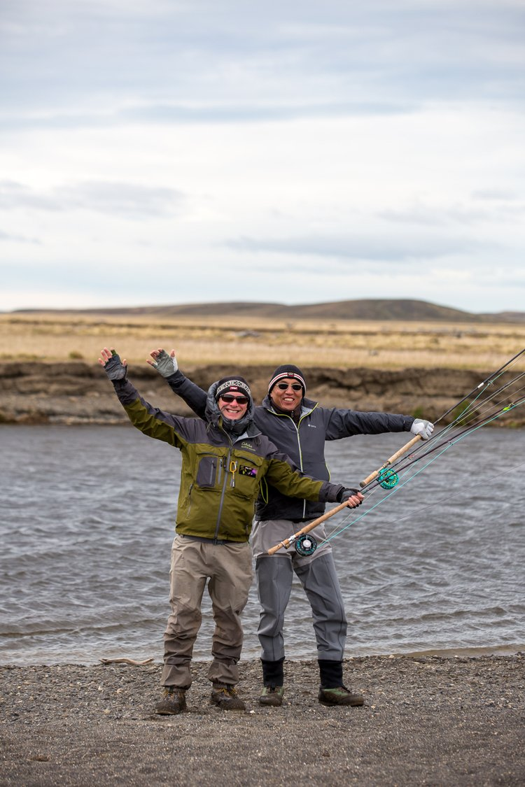 Sea Trout Fishing Reports
