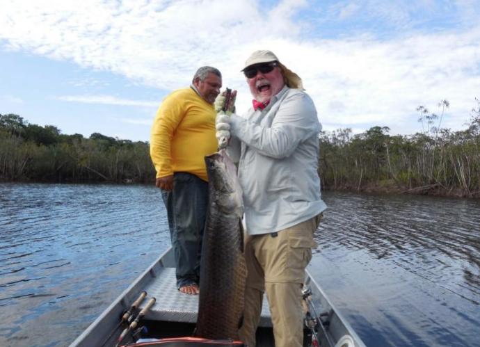Peacock Bass Fishing Report January 27 – 29 2018