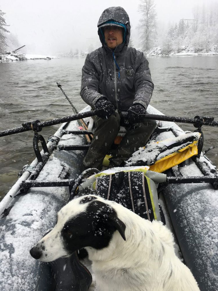 Kalum River Lodge Fishing Report