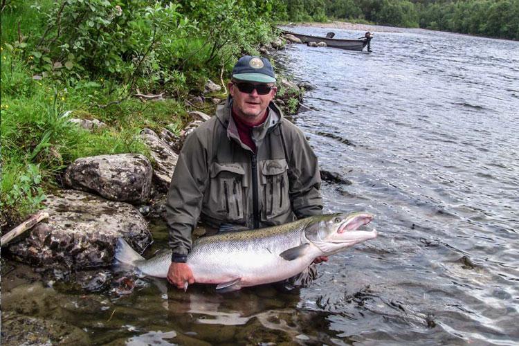 Salmon Season Starts in Norway