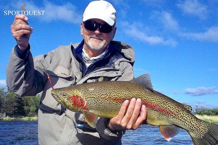Fly Fishing ATA Lodge in Bristol Bay