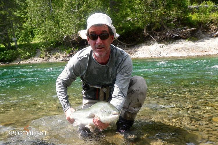 Camp Bonaventure Fishing Report