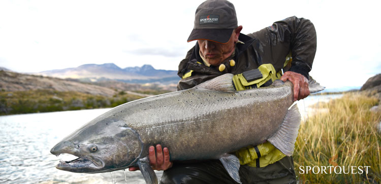 07c2303f432 Destination Spotlight – Questions   Answers – Caterina River King Salmon  Fly Fishing Argentina