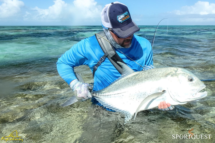 Farquhar is the best flats fishing in the world