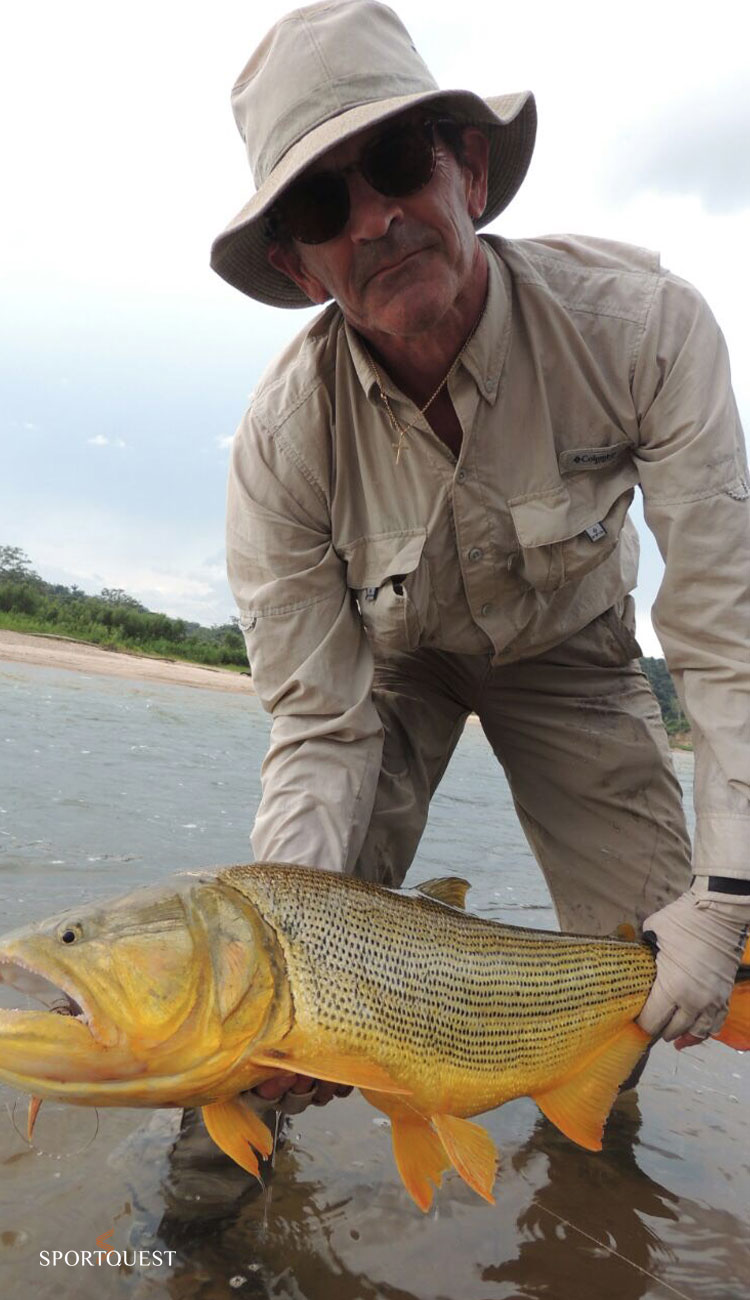 Pluma Lodge Golden Dorado