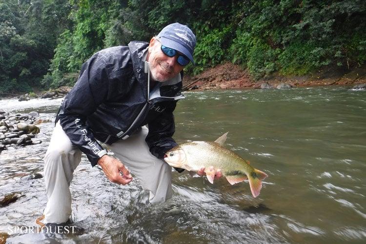 Tsimane Golden Dorado Fishing Reports
