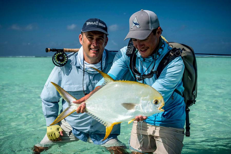 Alphonse Island Fly Fishing