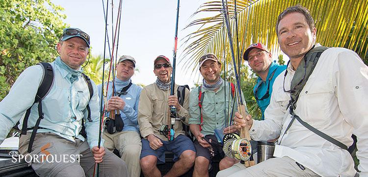 Ascension bay fishing