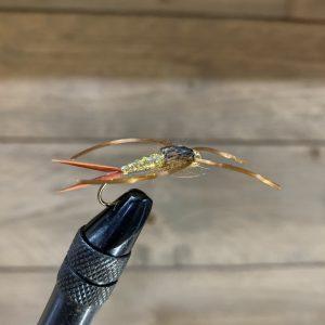 Woody Bugger Flies