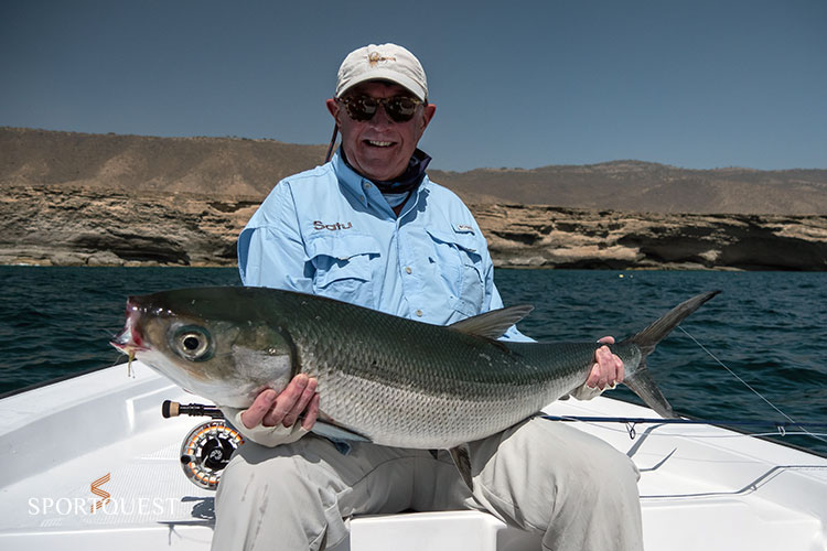 Fly Fishing in Oman Q&A