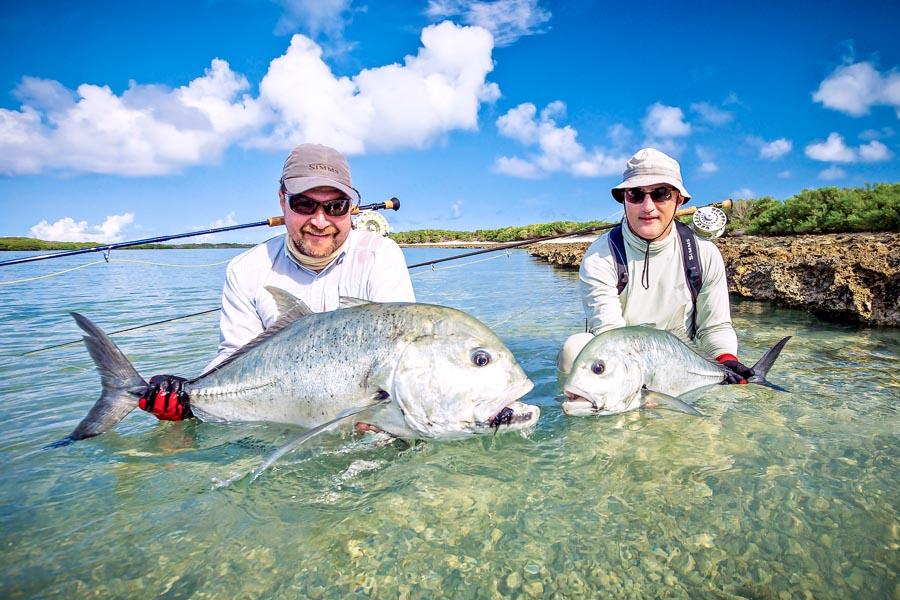 Fly Fishing Astove Atoll
