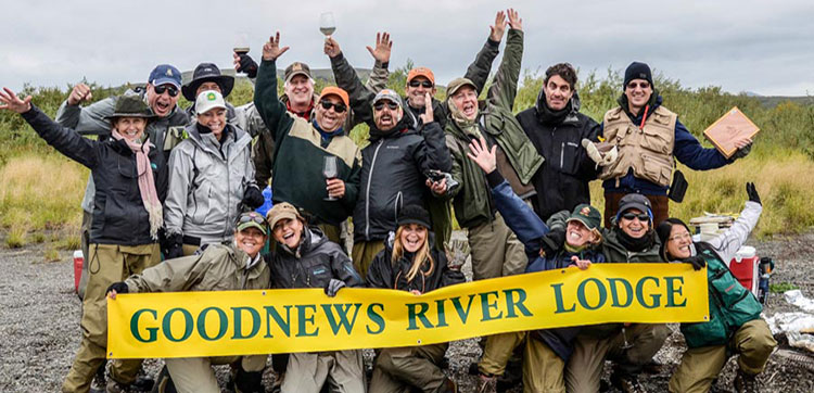 Goodnews River Lodge