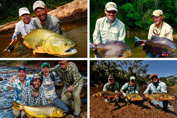 Secure Lodge Dorado fishing