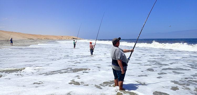 Shark Fishing Namibia