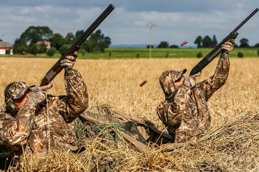 Goose Shooting Scandinavia