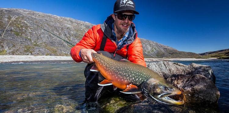 Arctic Char Fishing