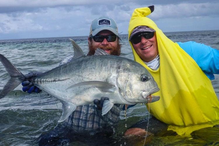 GT Fishing Seychelles