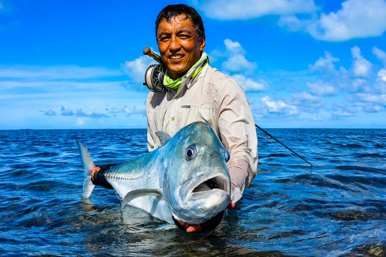 Farquhar fishing GT
