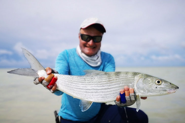 BoneFish Fishing Seychelles