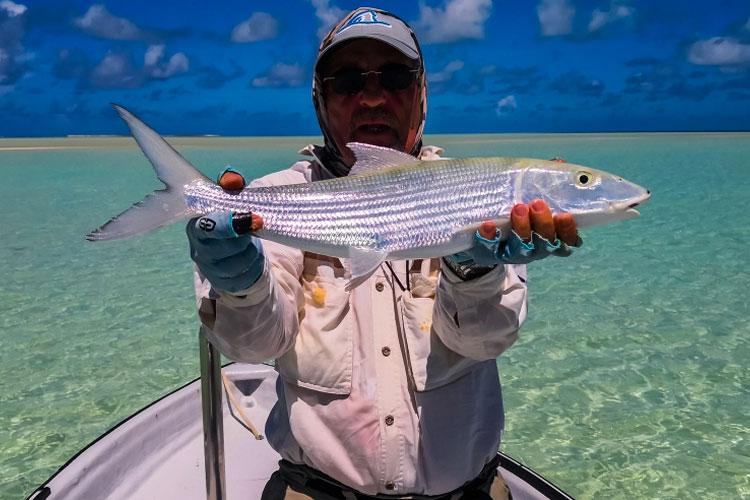 Farquhar fishing Seychelles