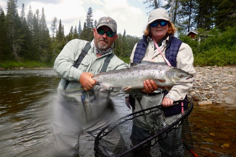 BONAVENTURE & SALMON LODGE Report