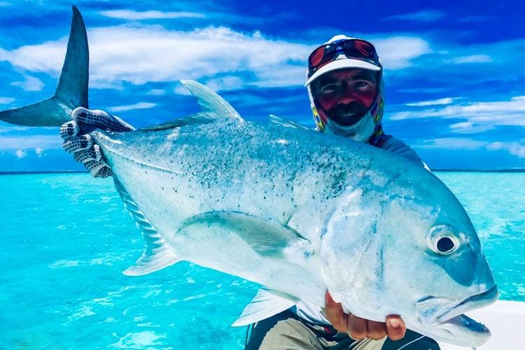 Farquhar GT fishing Seychelles