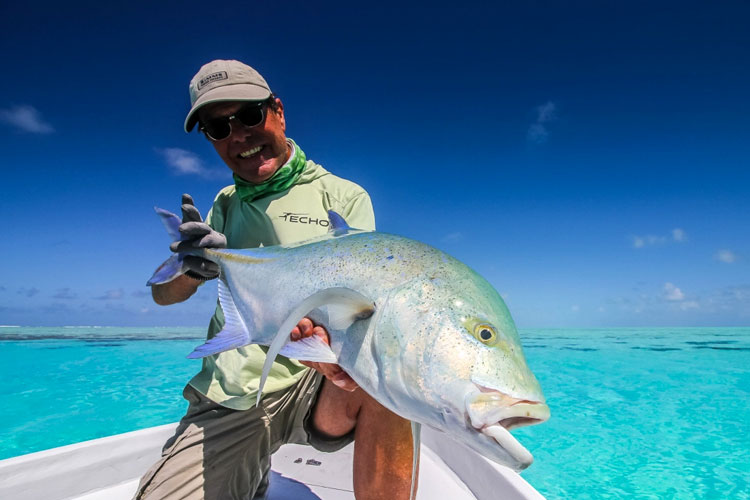 Blue Fin Trivially Mauritius