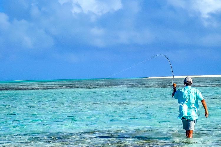 St Brandons Fly Fishing