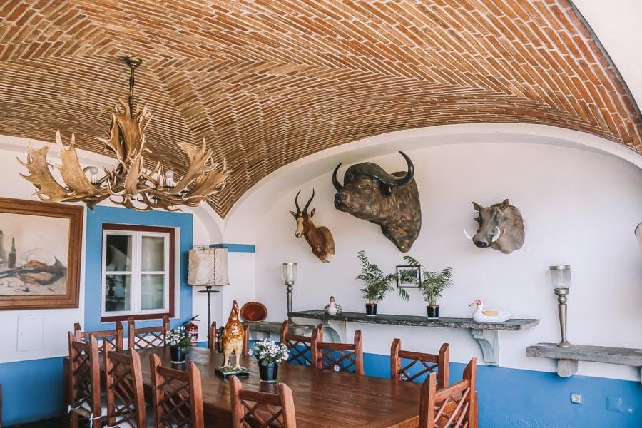Vale Do Manantio Dining Room