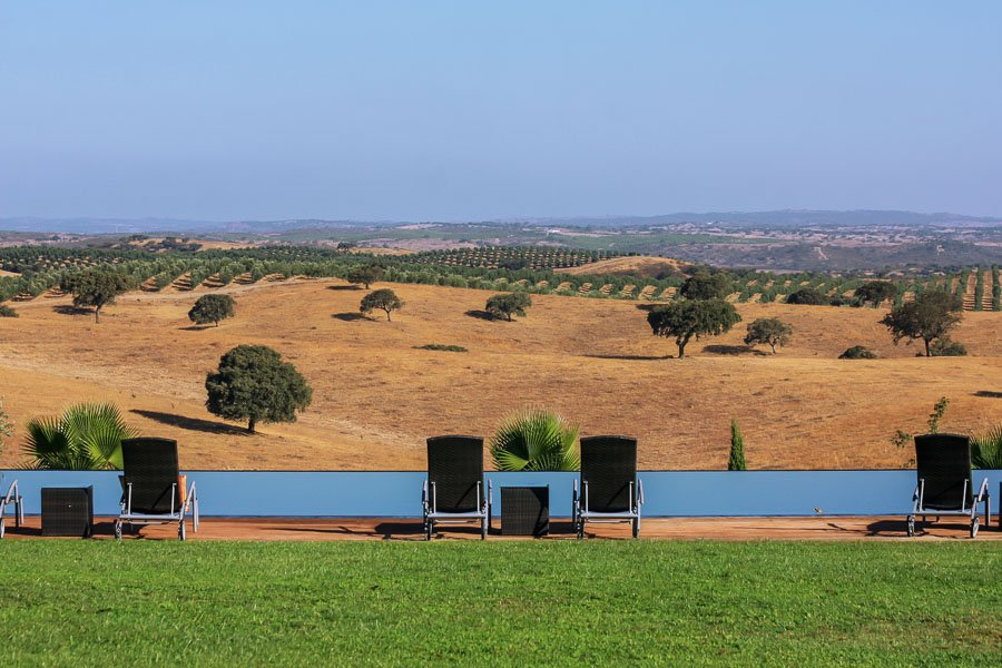 Vale Do Manantio View