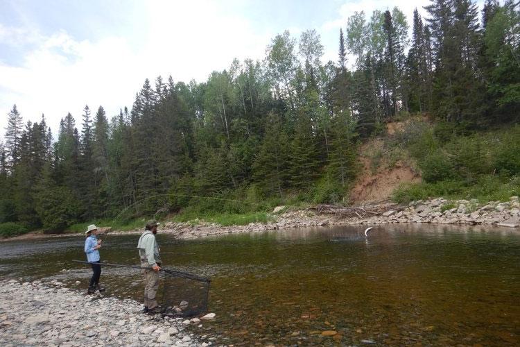 Camp Bonaventure Fishing