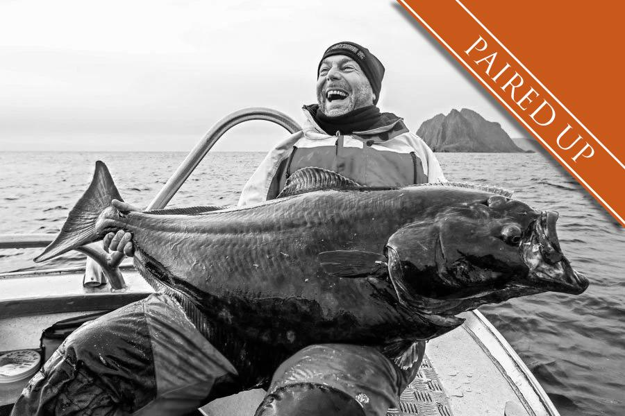 Mr McCallister Norway sea fishing