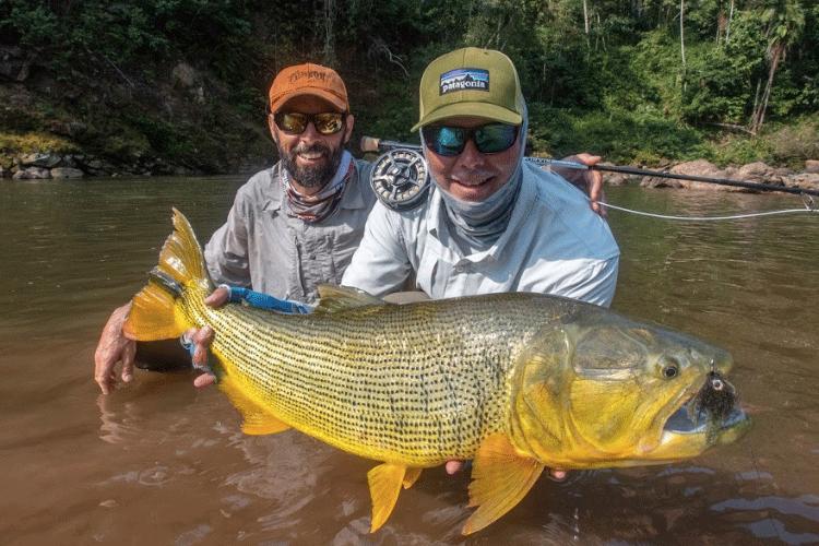 Golden Dorado Bolivia