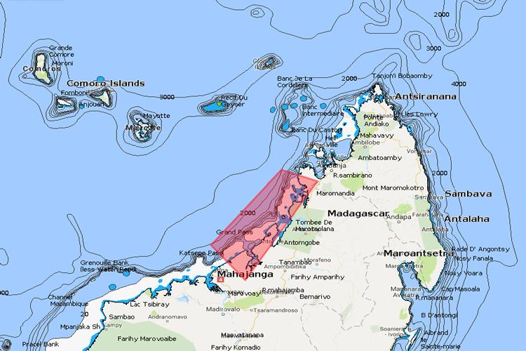 South Nosy Be Madagascar