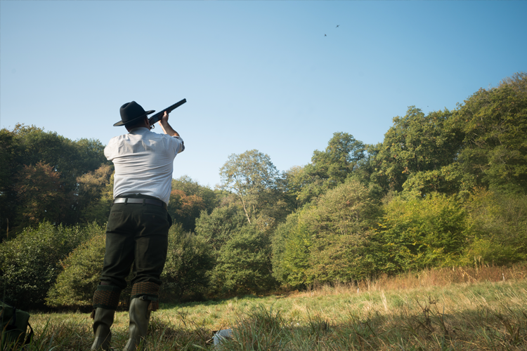 Shooting In France For Pheasant