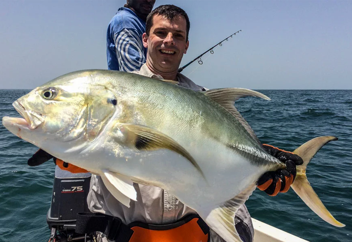 BIG GAME FISHING GUINEA BISSAU AFRICA