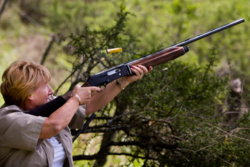 Mrs Williams Dove shooting Argentina 2020