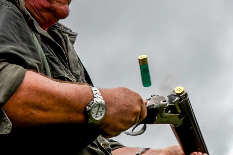 Popping Cartridge from shotgun