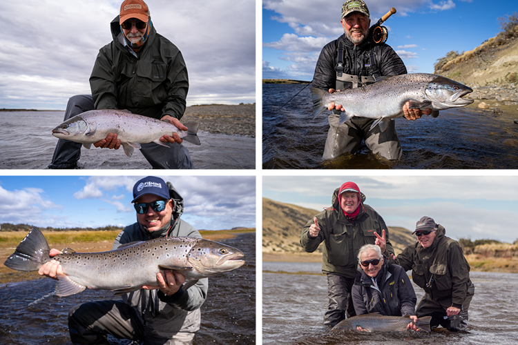 4 Great Fish From Las Buitreras