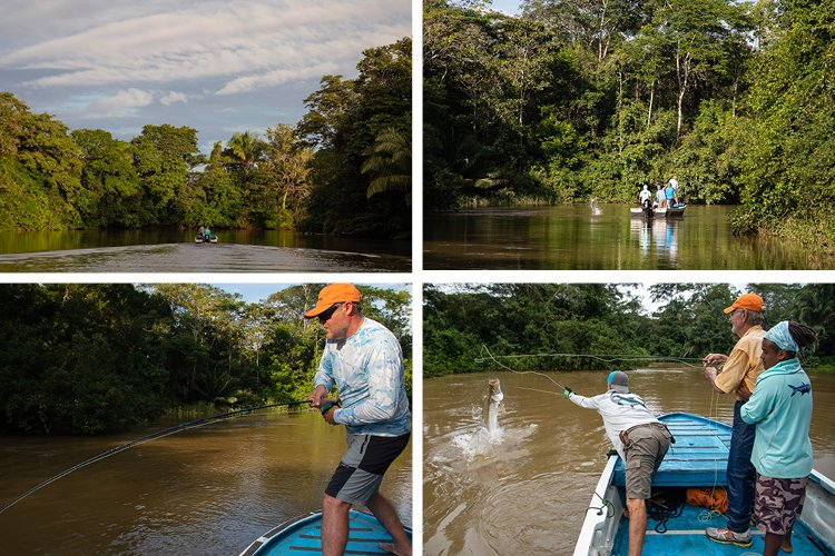 4 Great Scenic Shots From costa rica