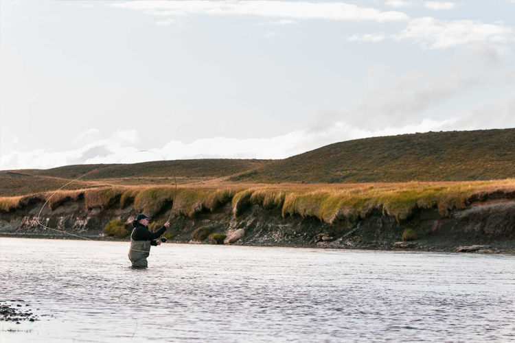Spey Casting For Sea Trout