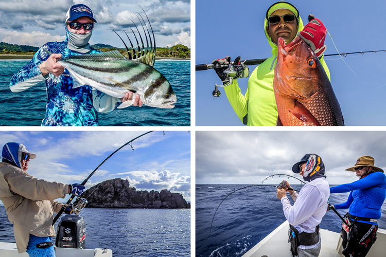 4 Pictures Of Anglers In Protective Gear
