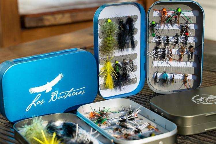 Flies to catch Sea and brown trout